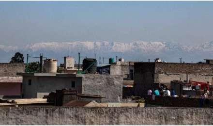 लॉकडाउन का असर: हवा हुई इतनी साफ कि जालंधर से दिखने लगी हिमालय की वादियां