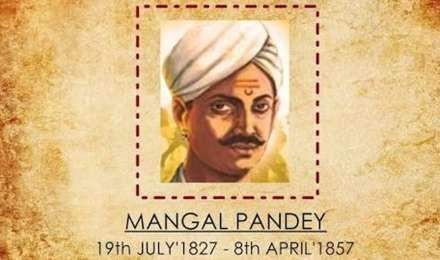 8 अप्रैल को आजादी की लौ जलाने वाले मंगल पांडे को दी गई थी फांसी, जानिए इस दिन से जुड़ी और भी ऐतिहासिक घटनाएं