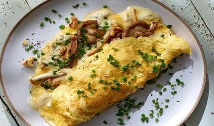 नाश्ते में अंडा खाना है बेस्ट ऑप्शन, जानें मशरूम ऑमलेट बनाने का सिंपल तरीका