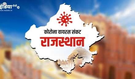 राजस्थान में सामने आए Coronavirus के 170 नए मामले, संक्रमण से दो और लोगों की मौत