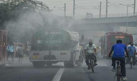 दिल्ली-NCR में वायु प्रदूषण को नियंत्रित करने के लिए कानून लाएगी सरकार