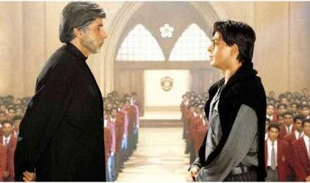 'मोहब्बतें' की रिलीज को 20 साल पूरे, अमिताभ बच्चन ने यूं किया याद