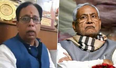 बिहार भाजपा अध्यक्ष का बयान, ' नीतीश ही होंगे मुख्यमंत्री, NDA ने पहले ही चुन लिया है नेता'