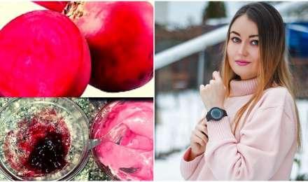 सर्दियों में लगाइए चुकंदर से बना फेसपैक, रूखी त्वचा से मिलेगा छुटकारा आएगा गुलाबी निखार