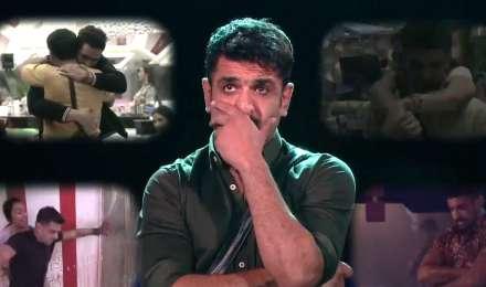 Bigg Boss 14: घर में 106 दिन बिताने के बाद बेघर होंगे एजाज खान, देबोलीना भट्टाचार्जी को देख उड़े घरवालों के होश