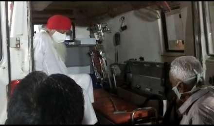 आसाराम कोरोना से संक्रमित, ऑक्सीजन लेवल हुआ कम, आईसीयू में भर्ती