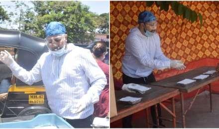 कोरोना संकट में 1 हजार लोगों को रोजाना खाना बाटेंगे मीका सिंह, देखिए Photos