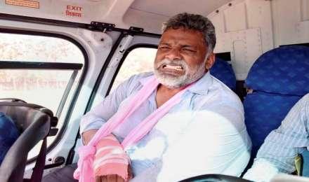 पूर्व सांसद पप्पू यादव को 14 दिनों की न्यायिक हिरासत, सुपौल जेल भेजा गया