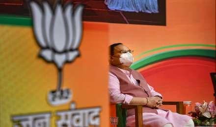 नड्डा पर कांग्रेस का पलटवार, BJP पर लगाया 'अहंकारी' होने का आरोप