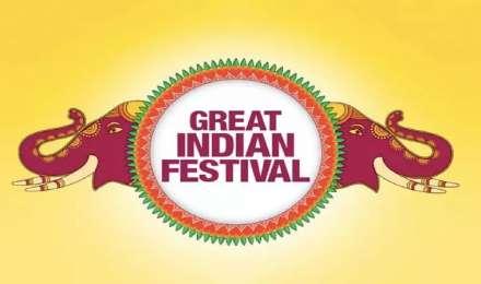 अमेजन इंडिया 4 अक्टूबर की बजाय 3 अक्टूबर से 'ग्रेट इंडियन फेस्टिवल' सेल शुरू करेगी