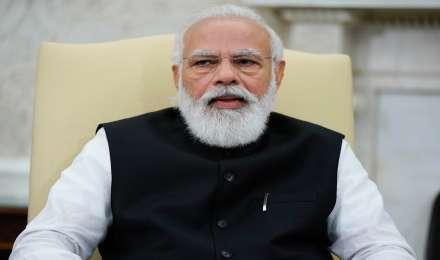 प्रधानमंत्री नरेंद्र मोदी मंगलवार को फसलों की 35 विशेष किस्में राष्ट्र को सपर्मित करेंगे