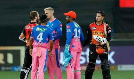SRH vs RR IPL 2021 Points Table: 7 विकेट से हार कर रॉयल्स का नहीं बदला स्थान, आखिरी पायदान पर टिके सनराइजर्स