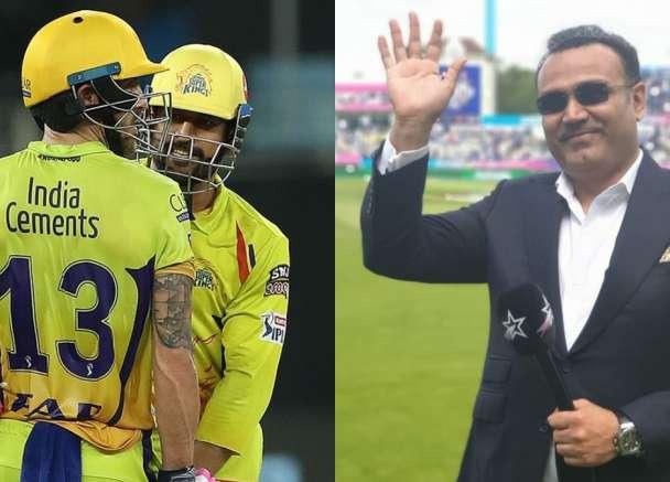 IPL 2020 : चेन्नई की हार पर...- India TV Hindi