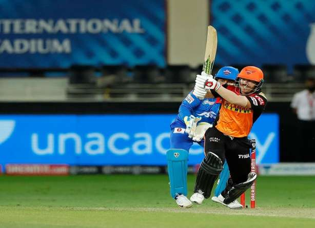 Live Score SRH vs DC live cricket score IPL 2020 match 47 Sunrisers Hyderabad Delhi Capitals playing- India TV Hindi