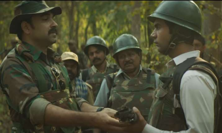 newton movie review in hindi rajkummar rao film