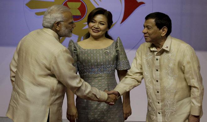 philippines president and modi
