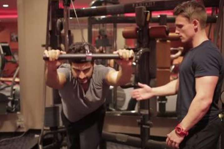 Arjun kapoor fitness