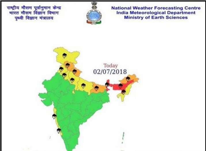 Photo:Indian Meteorological Department