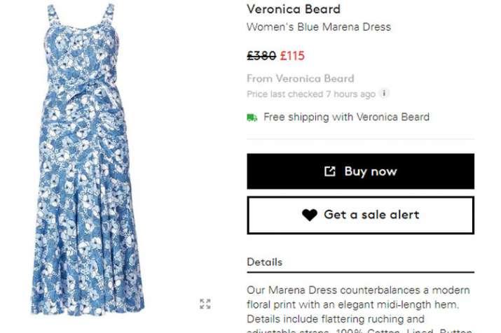 Veronica Beard  dress