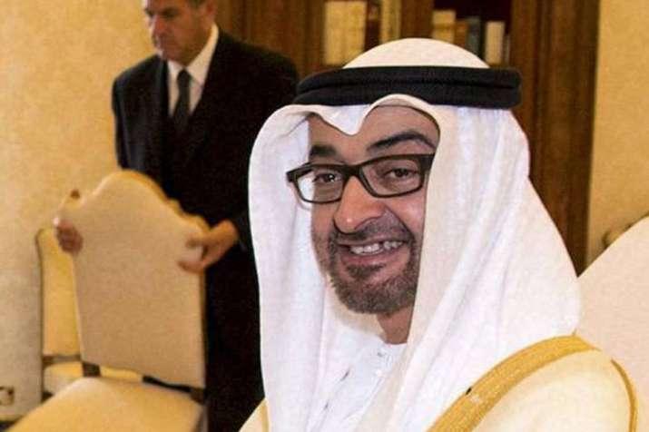 Sheikh Mohammed bin Zayed Al Nahyan    AP