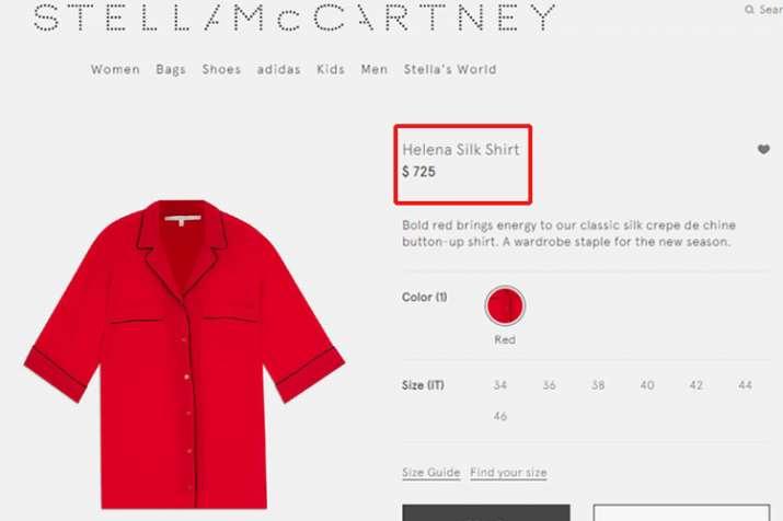 stellamccartney shirt