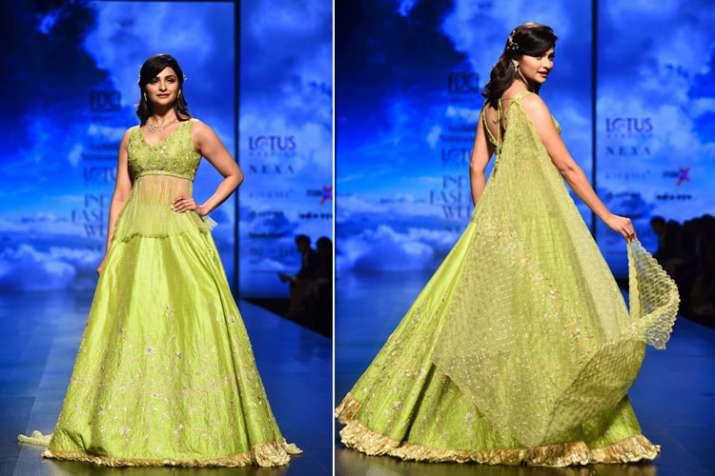 Lotus Make Up India Fashion Week