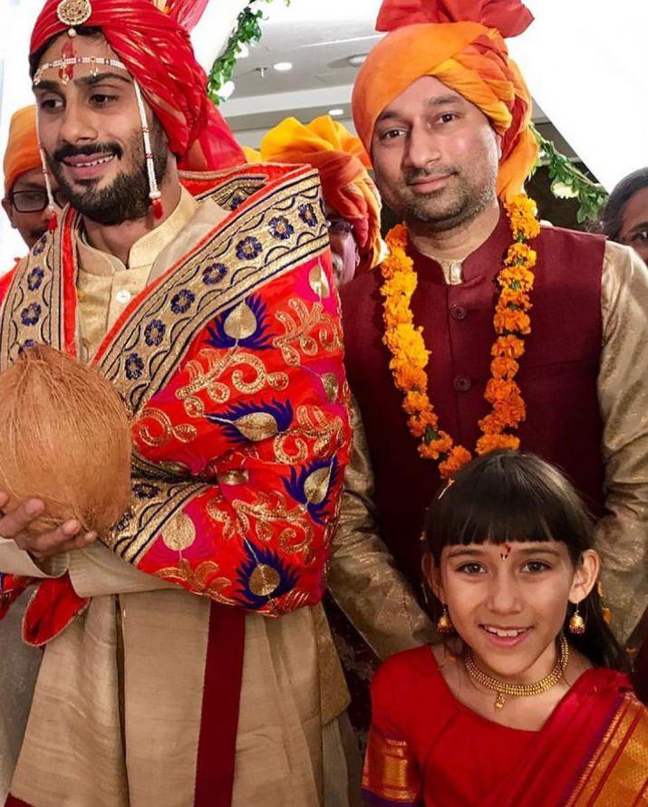 prateek babbar and sanya sagar