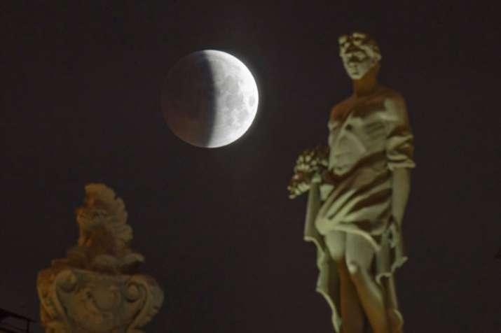 Lunar Eclipese 2019