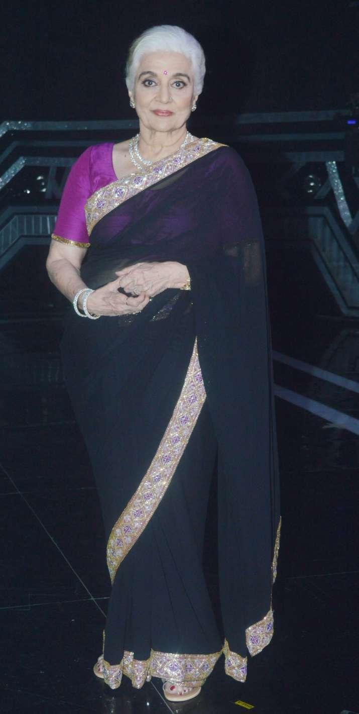 Asha Parekh, waheeda rehman