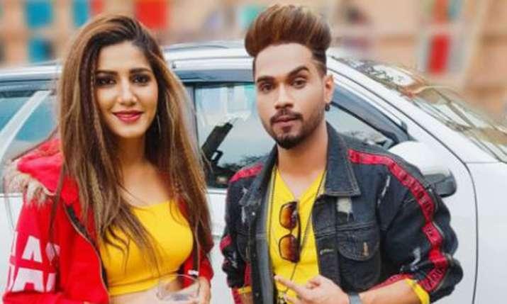 Sapna Choudhary and Wasim Sheikh's new song Nachke Dikha