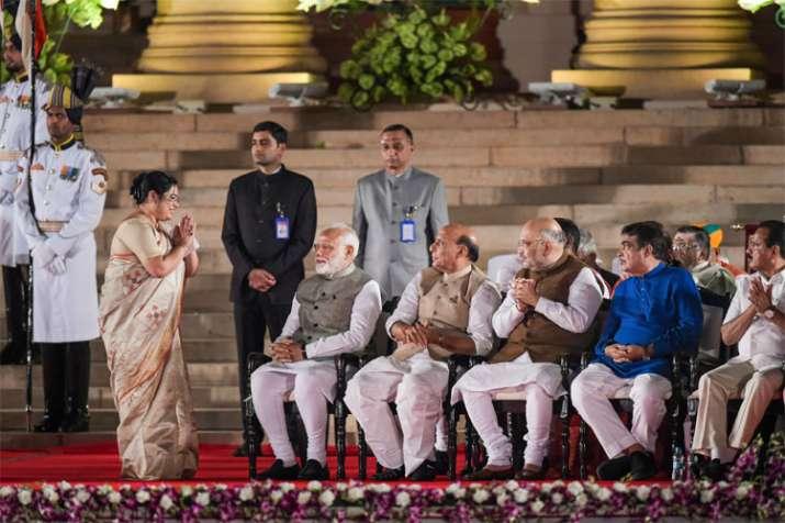 PM Modi Cabinet