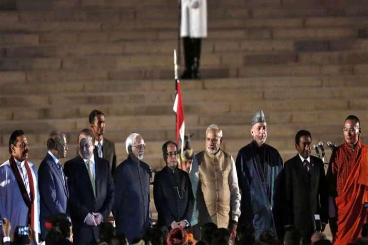 Narendra Modi Oath Ceremony