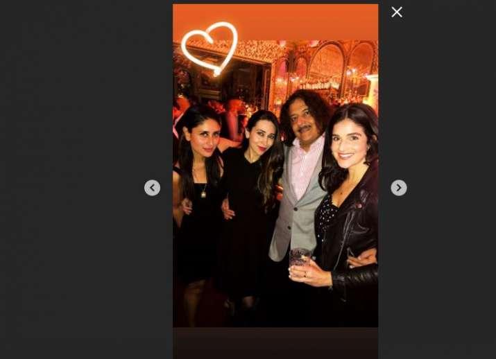 Karisma Kapoor's Instagram Story