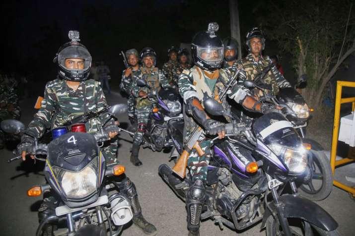 Amarnath yatra begins amidst multi-tier security grid