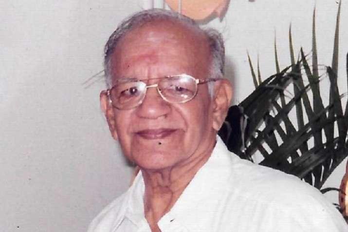 Former Tamil Nadu DGP V R Lakshminarayanan who arrested Indira Gandhi passes away | Twitter