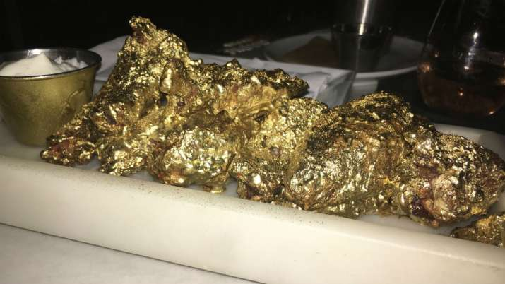 Gold chicken wings of 1000 dollars or 69k in the ainsworth