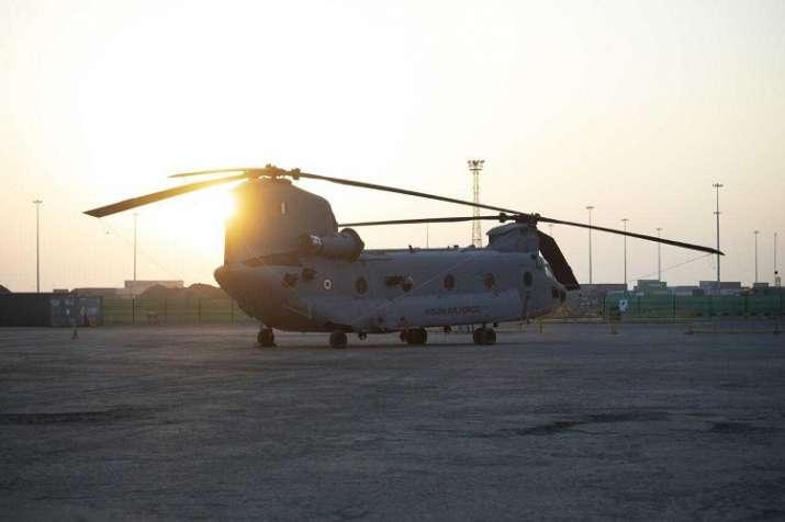 CH-47F (I) Chinook
