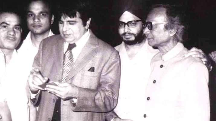 Kulwant Singh kohli with Bollywood stars