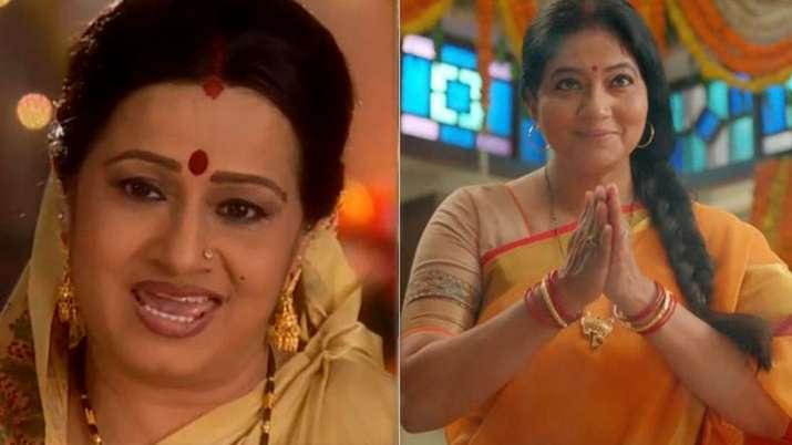 Nandita Thakkar and Kanupriya Pandit