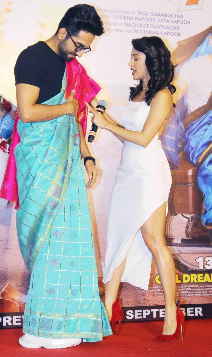 ayushmann khurrana dream girl trailer launch