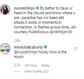 Mimi Chakraborty , nusrat jahan