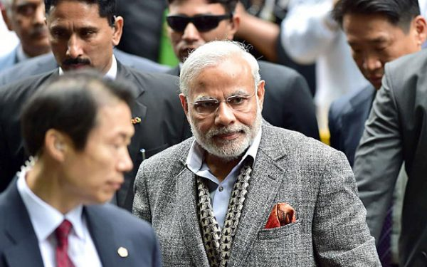 PM Modi in South Korea