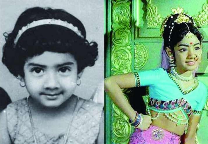 Sridevi's Birth Anniversary
