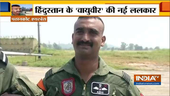 ABHINANDAN NEW LOOK