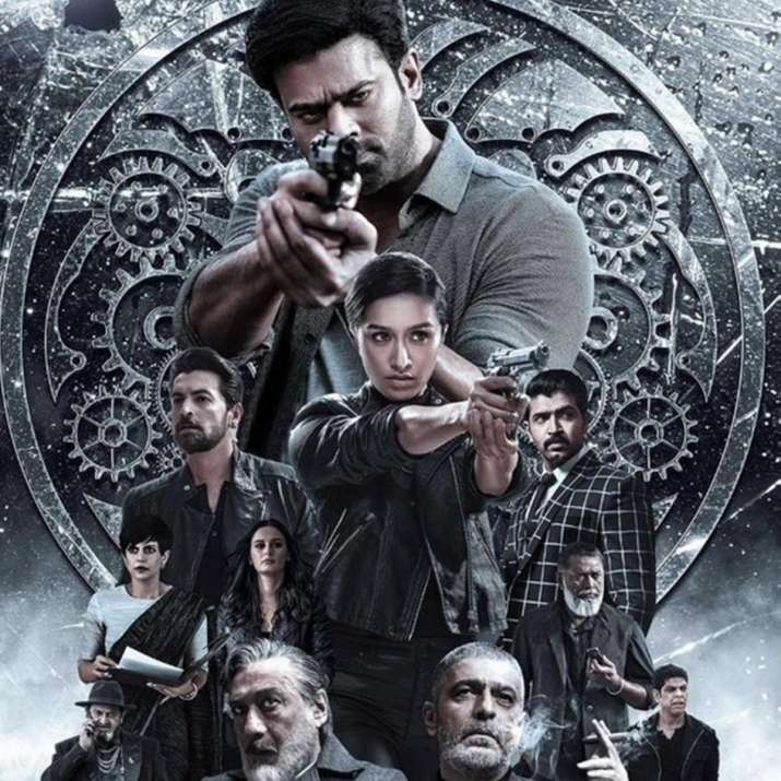 Saaho Box Office Collection Day 3
