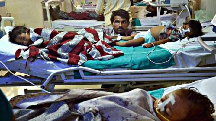 Sharp decline in Acute Encephalitis Syndrome, Japanese Encephalitis deaths, says UP government | PTI