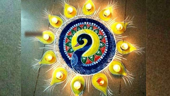 Diwali 2019 Rangoli Designs