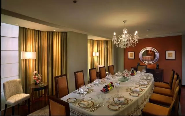Inside look of President Trump's ₹8 lakh per night suite in ITC Maurya Chanakya  Grand Presidential
