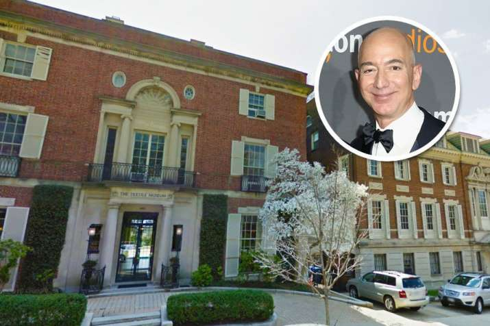 Amazon CEO, Jeff Bezos, Jeff Bezos new mansion