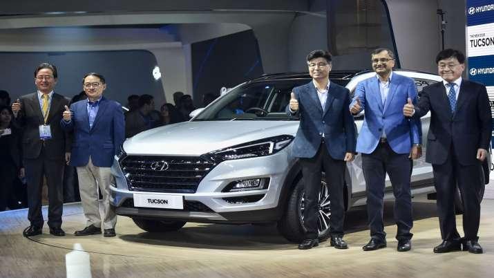 Hyundai Motors India Ltd, Auto Expo 2020